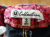 Jean Collection U  3 ans