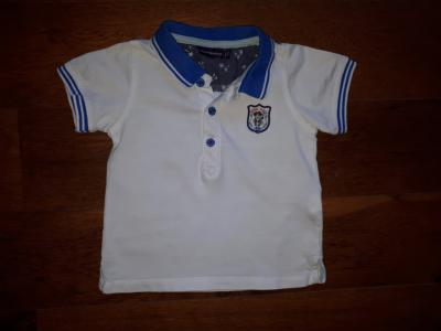 Polo Sergent Major 12 mois