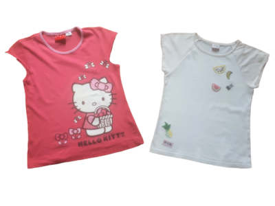 Lot Tee shirts 8 ans