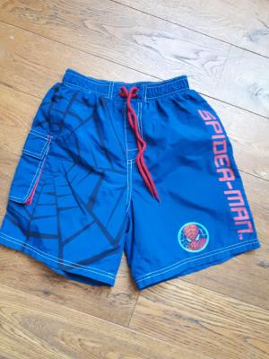 Short de bain Spider man 8 ans