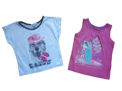 Lot tee shirts 3 ans
