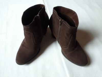 Bottines Grands Boulevards p39