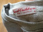 Sweat Good Children 4 ans