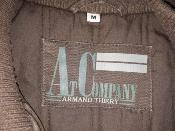 Blouson Armand Thiery tM