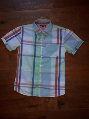 Chemise Tommy Hilfiger 12 ans